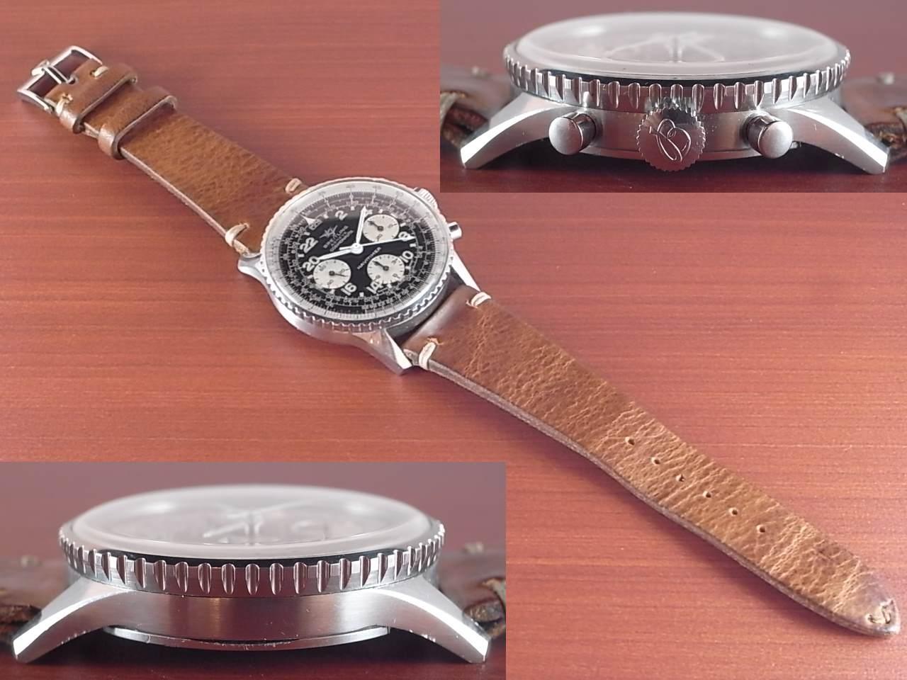ブライトリング コスモノート ナビタイマー 24時間時計 1960年代の写真3枚目