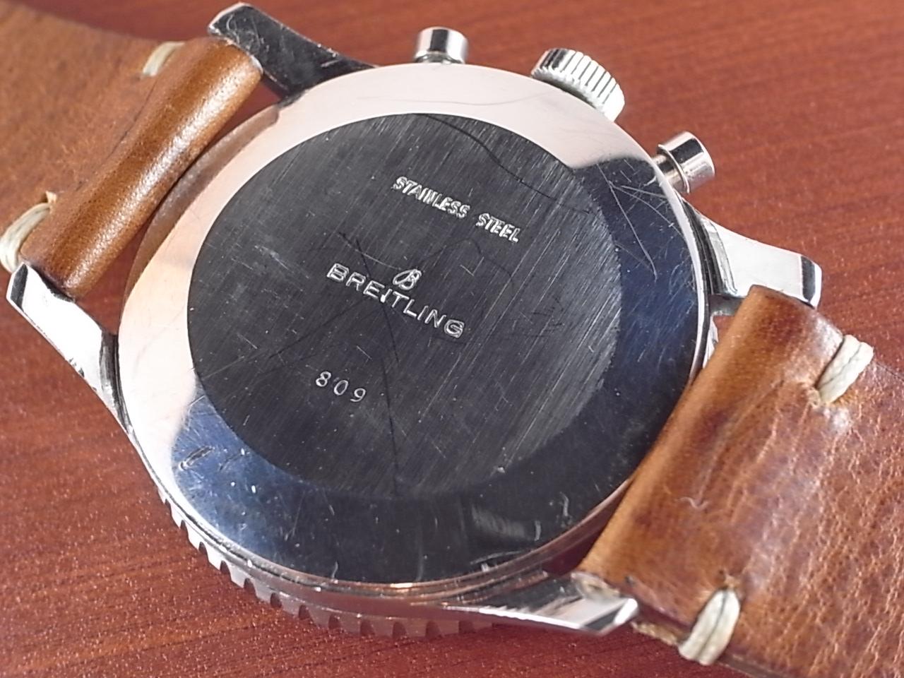 ブライトリング コスモノート ナビタイマー 24時間時計 1960年代の写真4枚目