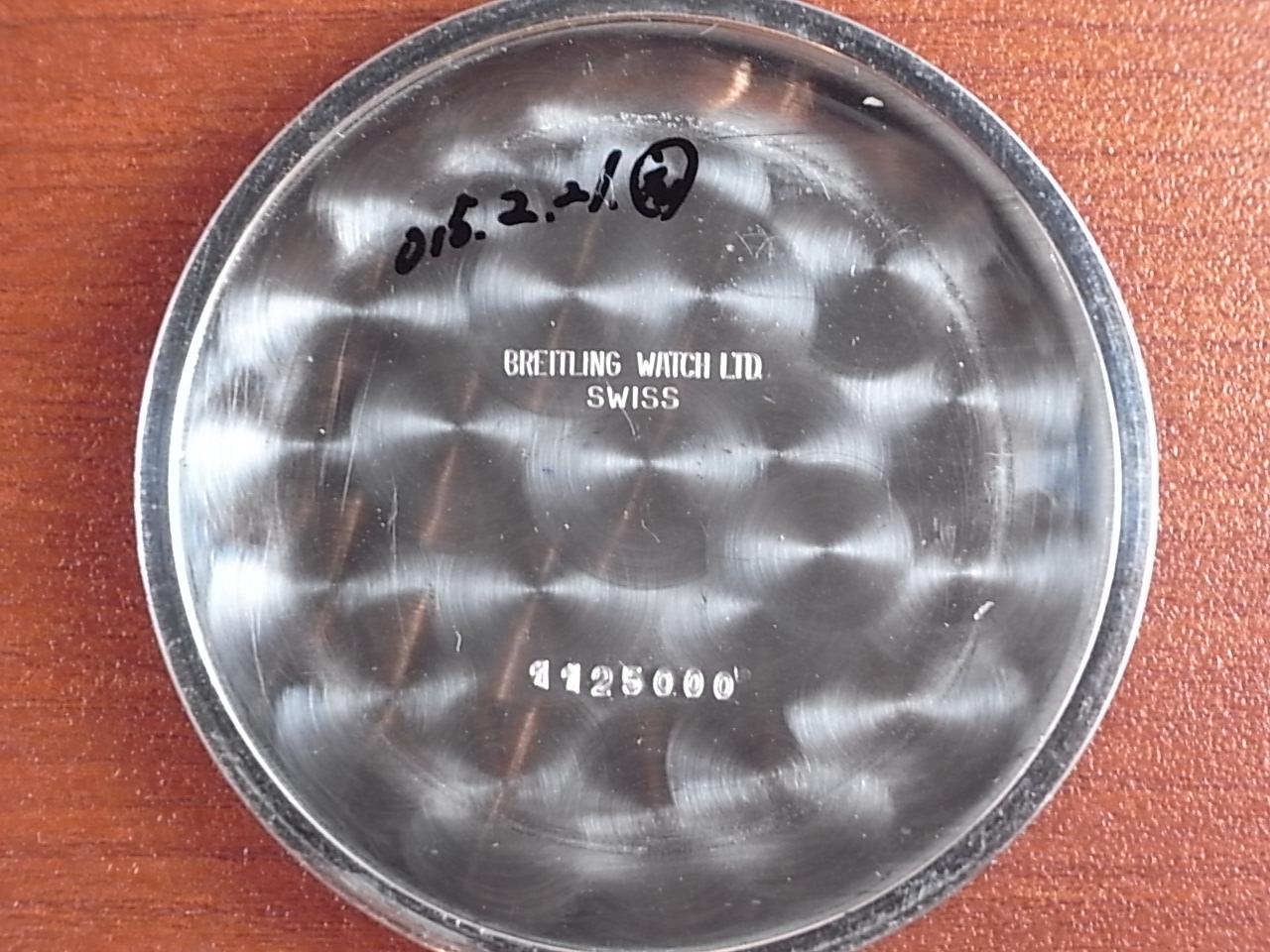 ブライトリング コスモノート ナビタイマー 24時間時計 1960年代の写真6枚目