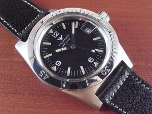 ウィットナー ダイバーズウォッチ センターセコンド 1970年代