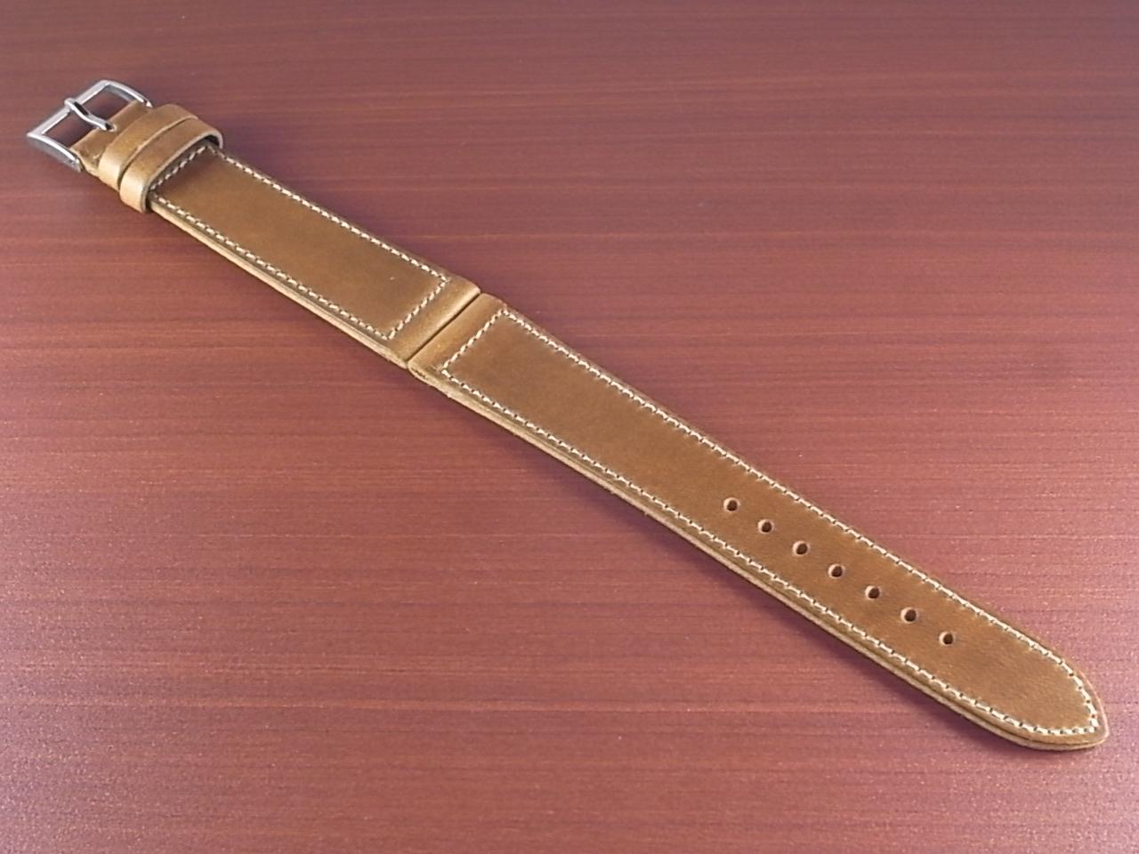 ホーウィン クロムエクセル レギュラー モカ 16、17、18、19、20mmのメイン写真
