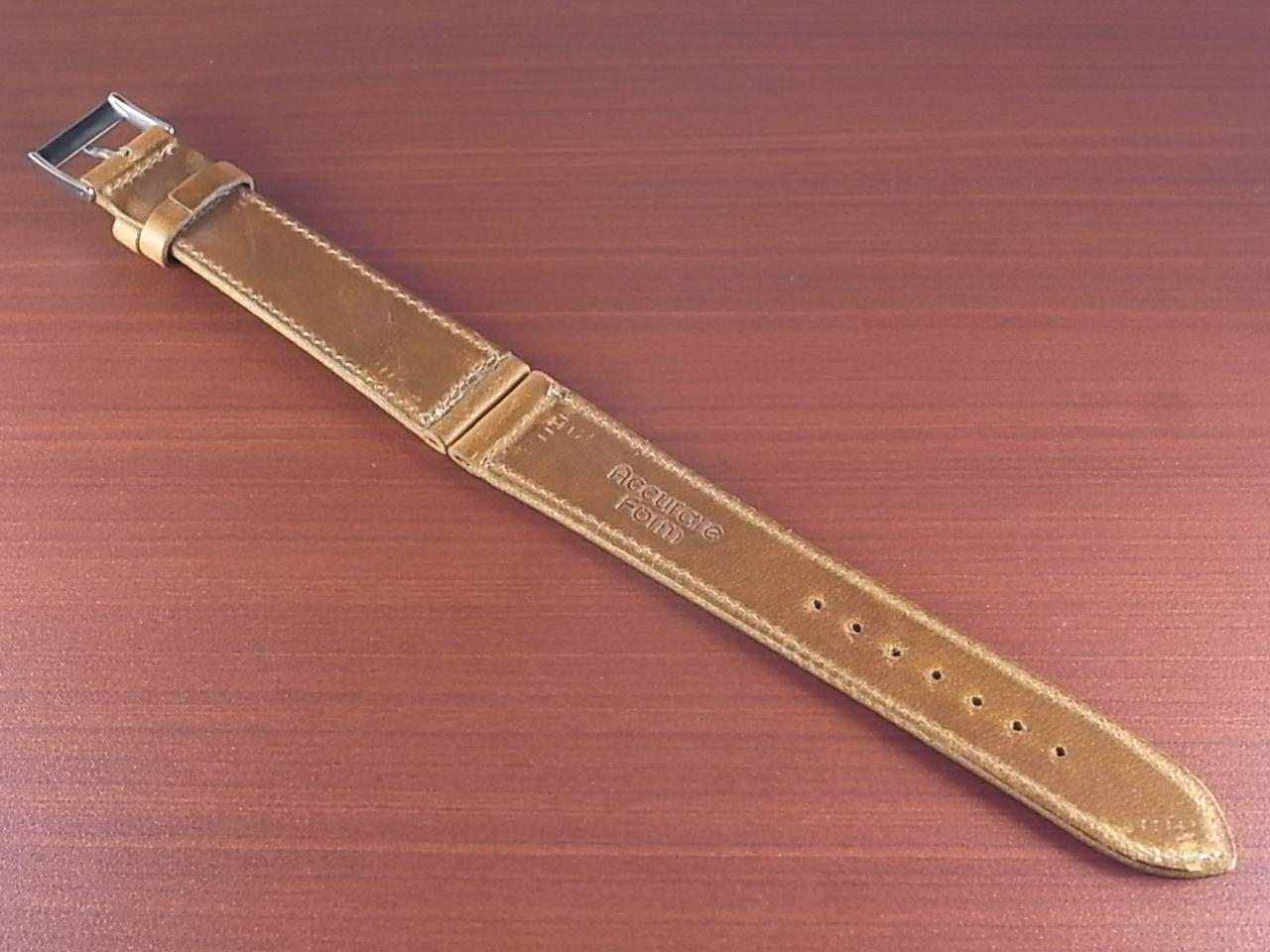 ホーウィン クロムエクセル レギュラー モカ 16、17、18、19、20mmの写真2枚目