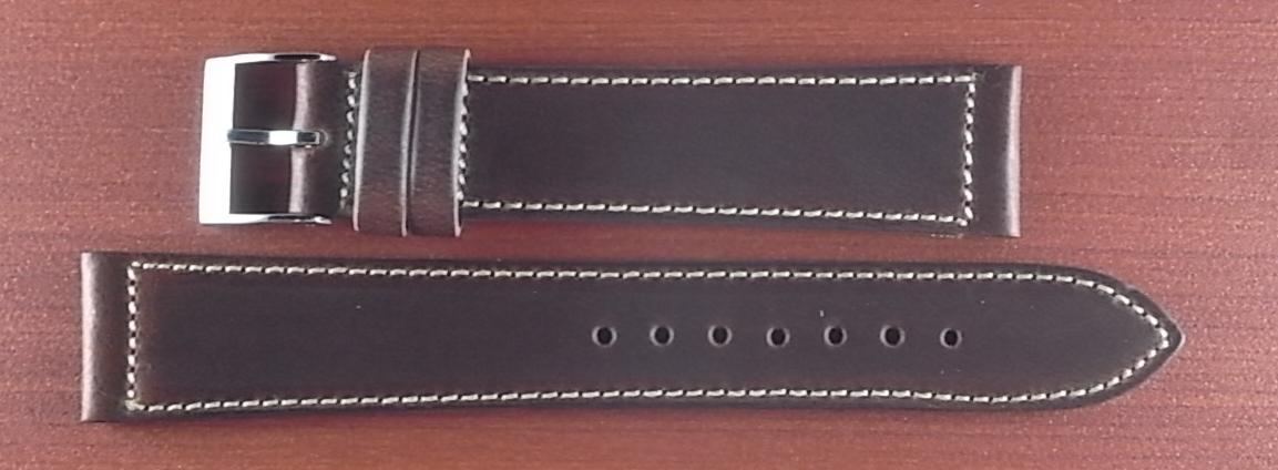 ホーウィン クロムエクセル レギュラー チョコ 16、17、18、19、20mm