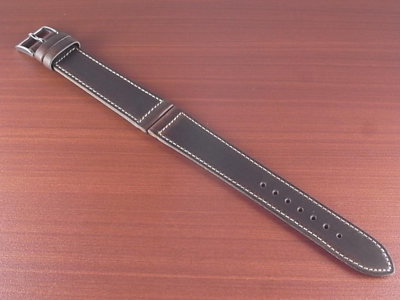 ホーウィン クロムエクセル レギュラー チョコ 16、17、18、19、20mmのメイン写真