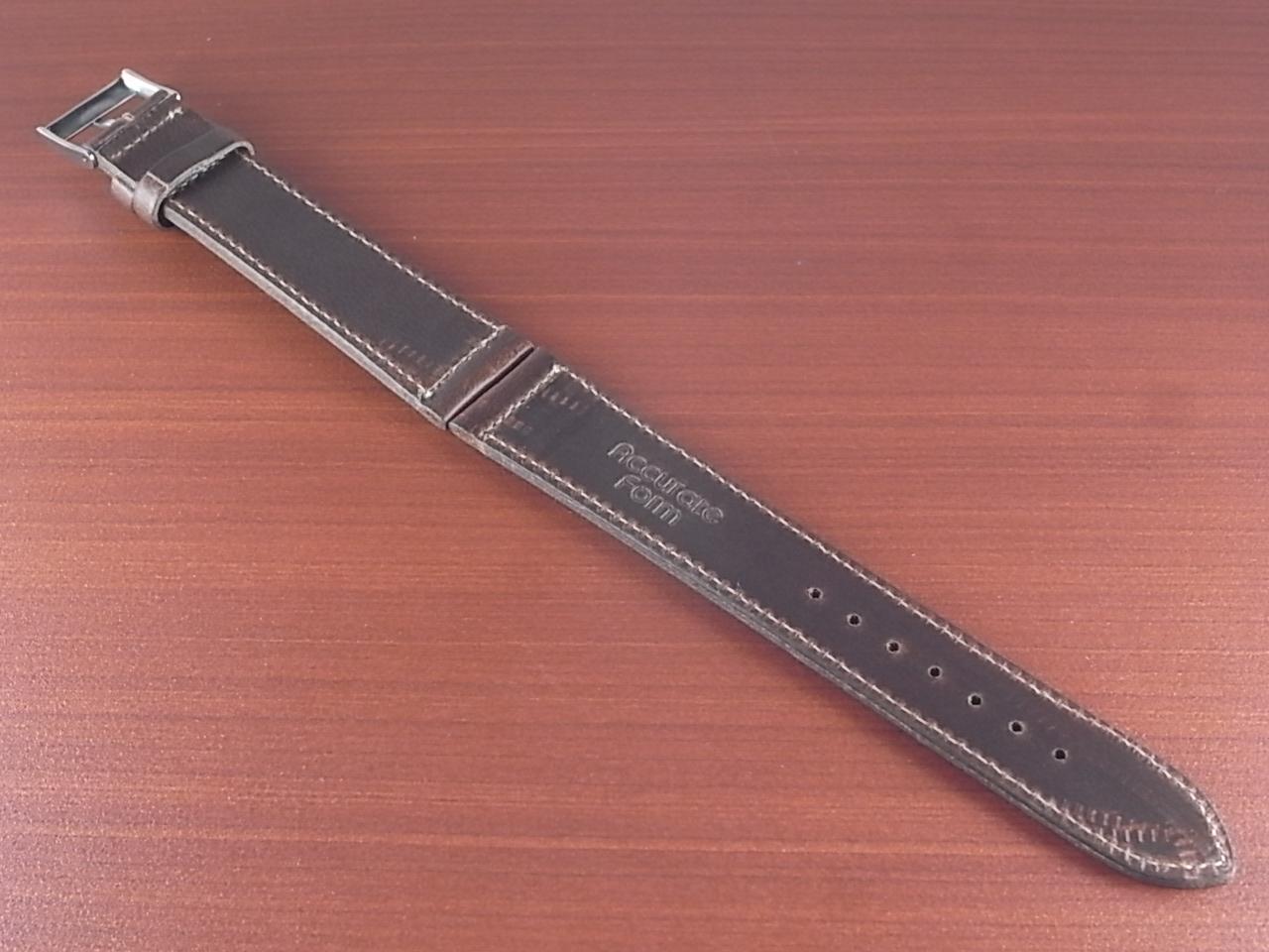 ホーウィン クロムエクセル レギュラー チョコ 16、17、18、19、20mmの写真2枚目