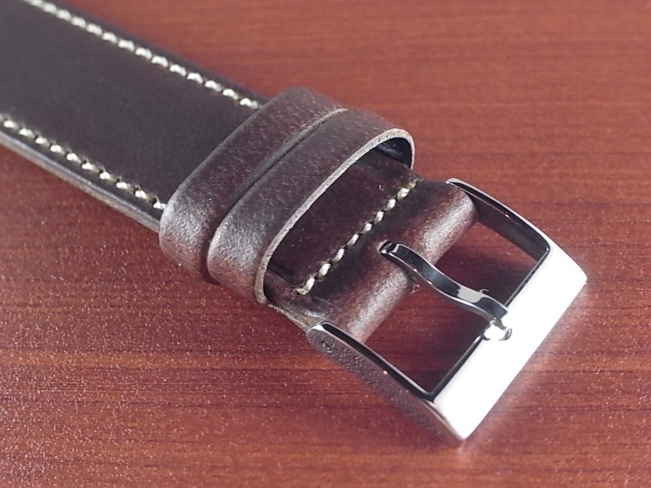 ホーウィン クロムエクセル レギュラー チョコ 16、17、18、19、20mmの写真3枚目