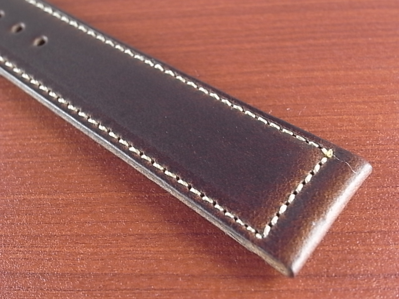 ホーウィン クロムエクセル レギュラー チョコ 16、17、18、19、20mmの写真5枚目