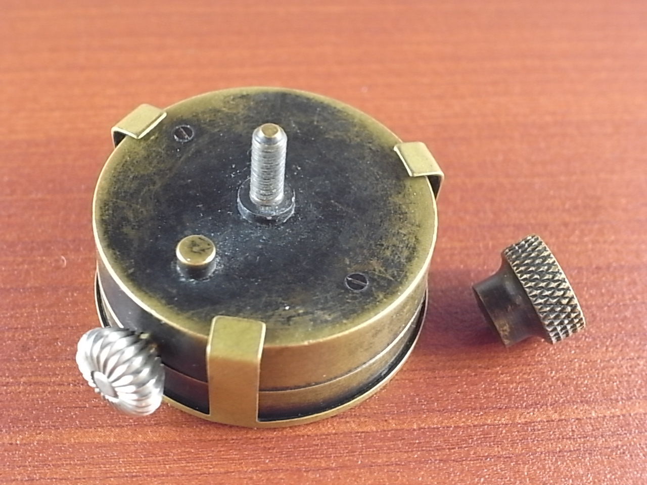 エルジン 米海軍 偵察カメラ用時計 第二次世界大戦 1940年代の写真4枚目