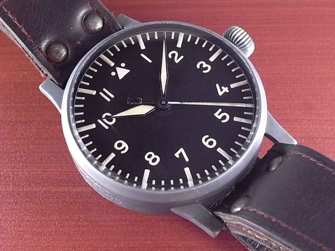 ラコ ドイツ空軍 Bウォッチ 偵察機用時計 第二次世界大戦 1940年代のメイン写真