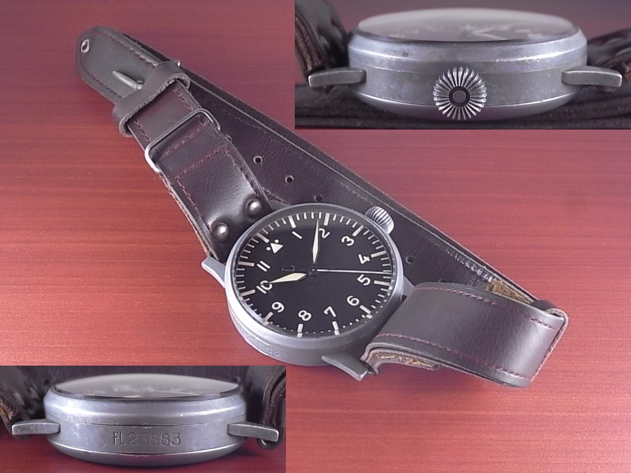 ラコ ドイツ空軍 Bウォッチ タイプA 偵察機用時計 第二次世界大戦 1940年代の写真3枚目