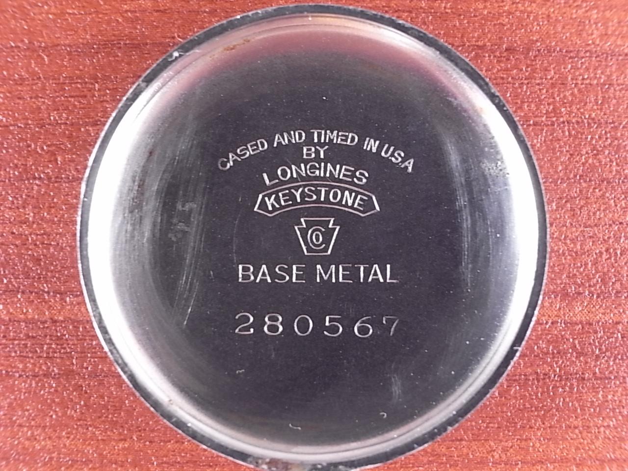 ロンジン ウィームス ボーイズサイズ キャリバー10.68N 1940年代の写真6枚目
