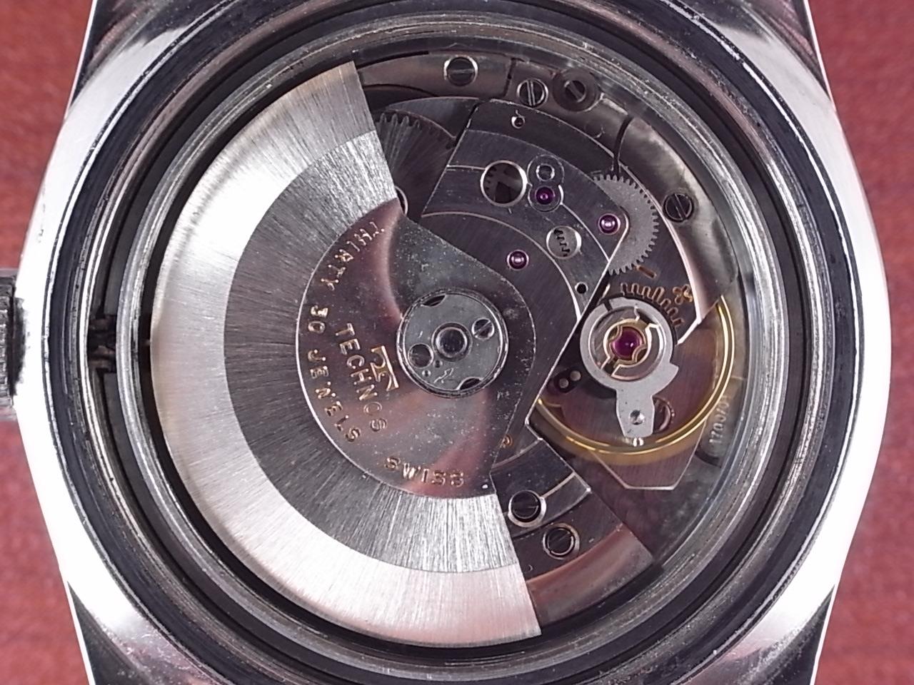 テクノス スカイダイバー 30JEWEL 初期タイプ 1960年代の写真5枚目