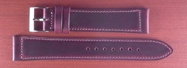 ホーウィン クロムエクセル レギュラー バーガンディ 16、17、18、19、20mm
