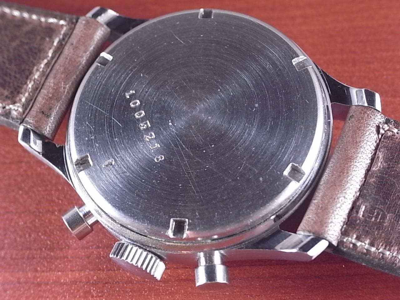 ボヴェ 縦目クロノグラフ ヴィーナス170 渦巻タキメーター 1940年代の写真4枚目