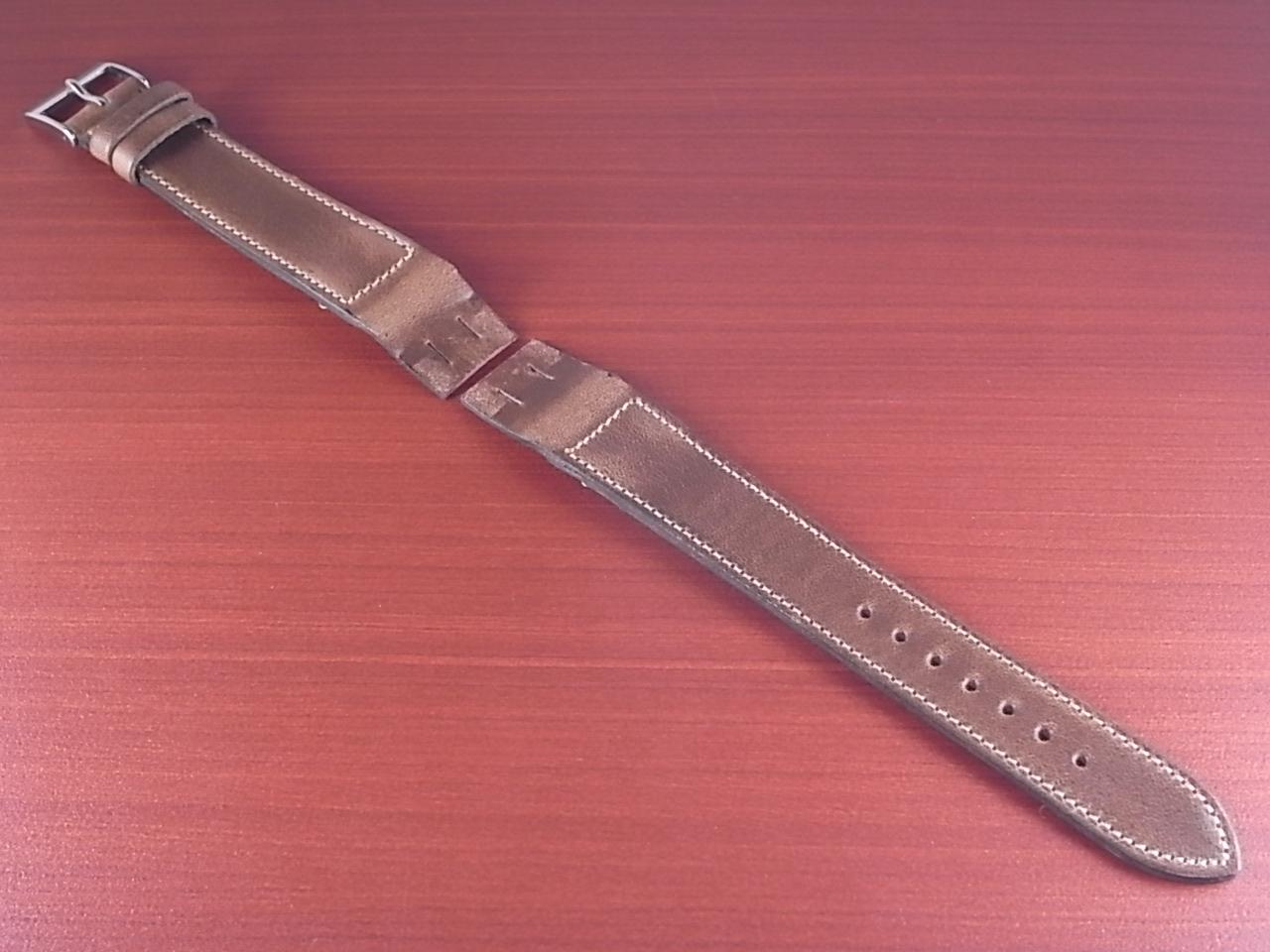 ホーウィン クロムエクセル オープンエンド ナチュラル 16、18、20mmのメイン写真