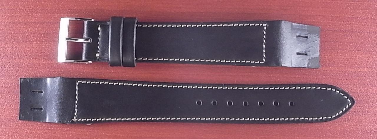 ホーウィン クロムエクセル オープンエンド ブラック 16、18、20mm