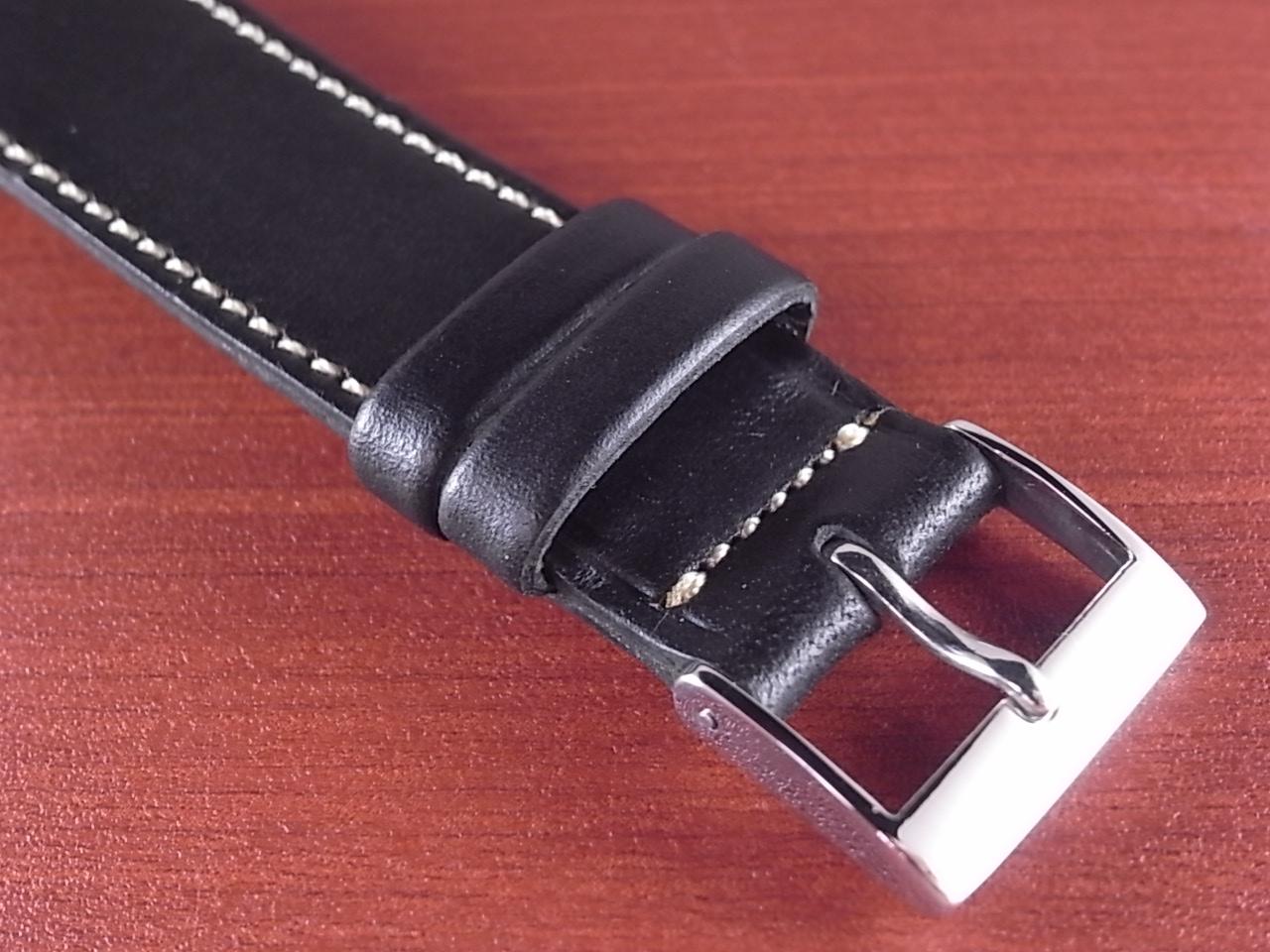 ホーウィン クロムエクセル オープンエンド ブラック 16、18、20mmの写真3枚目