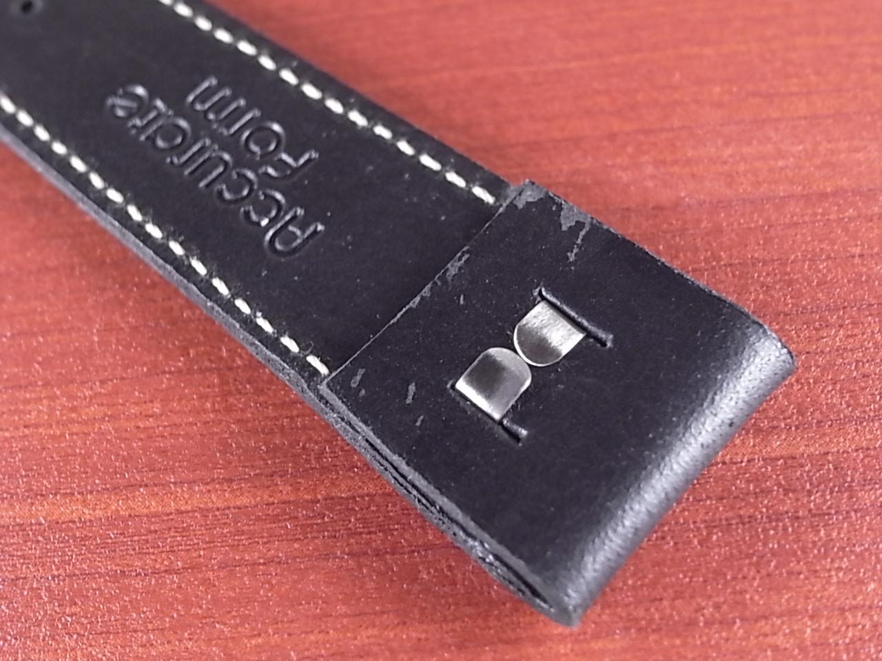 ホーウィン クロムエクセル オープンエンド ブラック 16、18、20mmの写真5枚目
