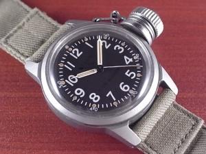 エルジン USN BUSHIPS キャンティーン UDT(水中爆破チーム)1950年代