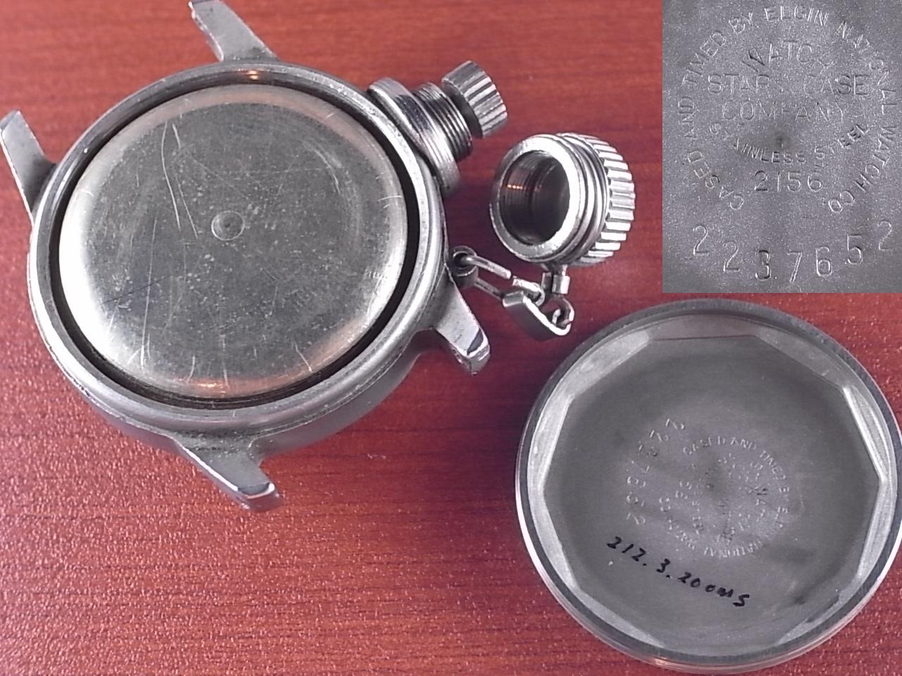 エルジン USN BUSHIPS キャンティーン UDT(水中爆破チーム)1950年代の写真6枚目
