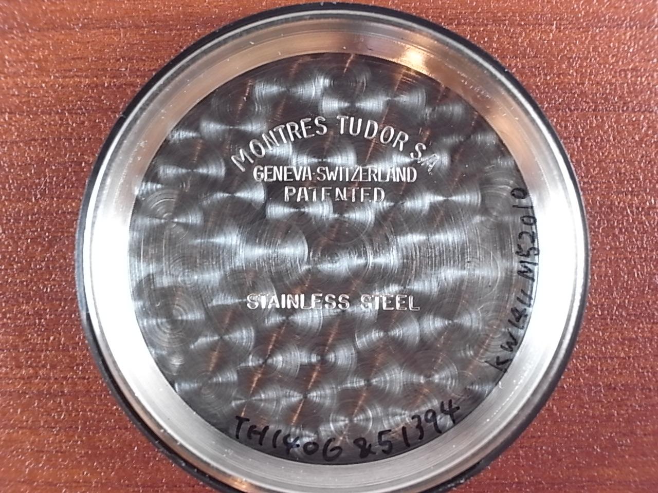 チュードル 小バラ オイスタープリンス ローターセルフワインディング 1950年代の写真6枚目