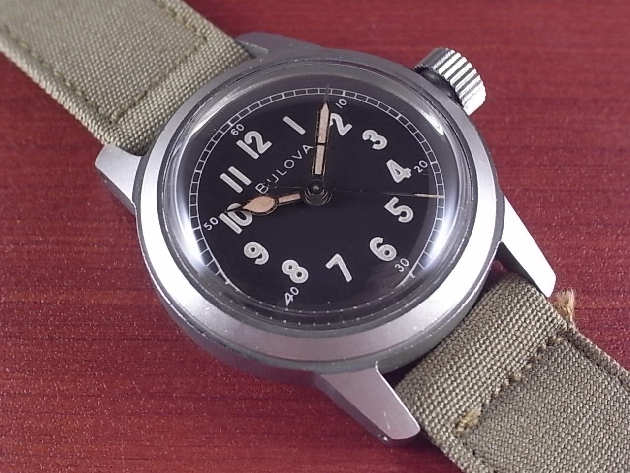 ブローバ ミリタリー 米軍 MIL-W-3818A ニアミントコンディション 1960年代のメイン写真