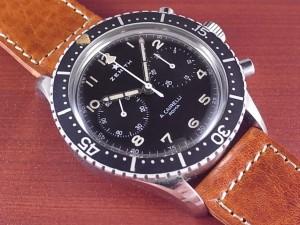 ゼニス イタリア空軍 クロノグラフ TIPO CP-2 未支給品 1960年代