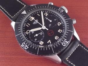 ホイヤー 西ドイツ空軍 BUND クロノグラフ タイプ1550SG 1960年代