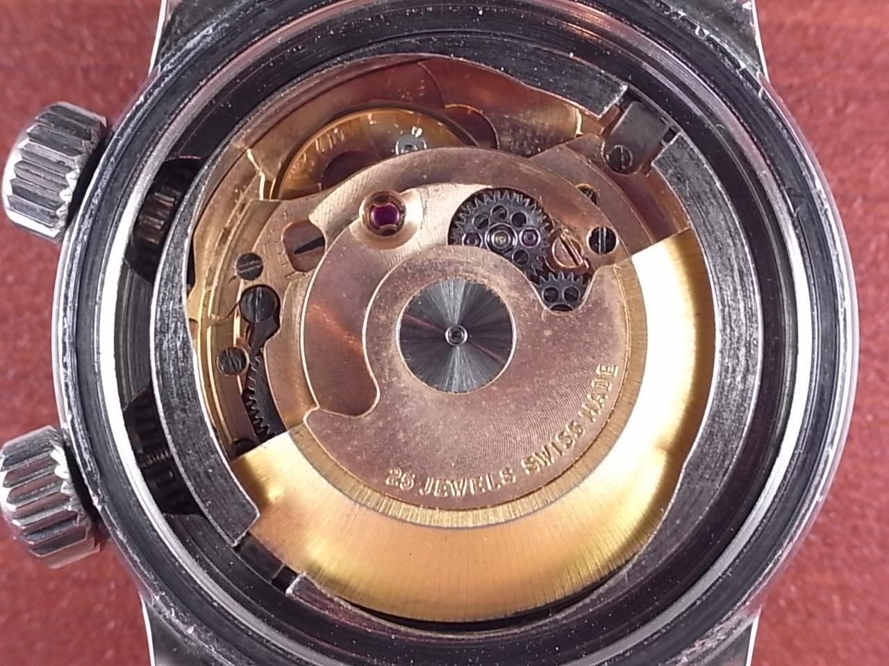 リシャール アクアマックス スーパーコンプレッサー ダイバーズ 1960年代の写真5枚目