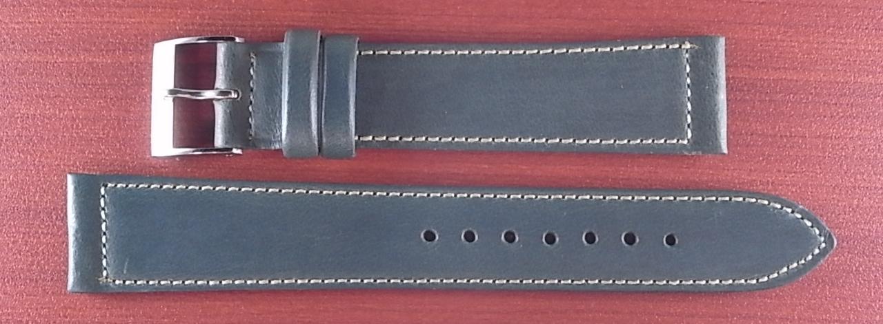 ホーウィン クロムエクセル レギュラー ブルー 16、17、18、19、20mm