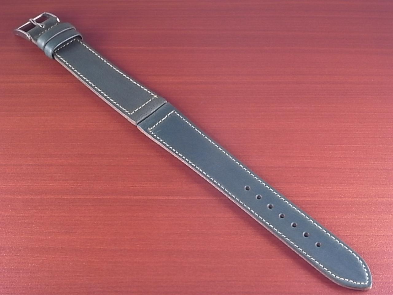 ホーウィン クロムエクセル レギュラー ブルー 16、17、18、19、20mmのメイン写真