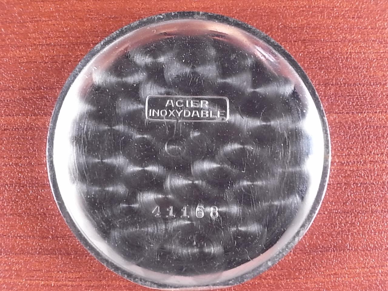 レマニア クロノグラフ キャリバー13CH スパイラルタキメーター 1930年代の写真6枚目
