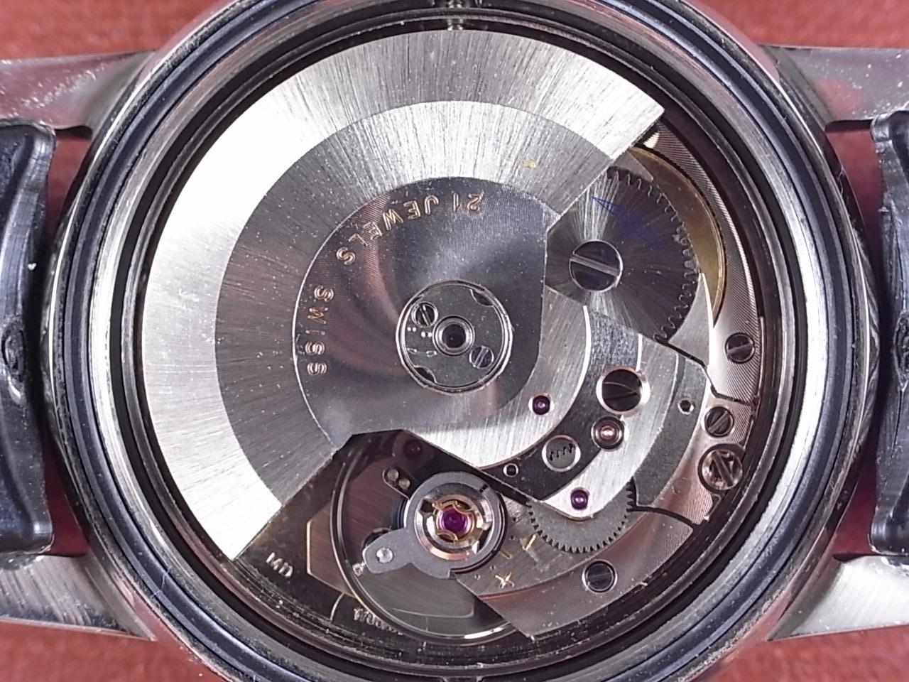 ロータリー アクアプランジ ダイバーズ トロピックオリジナルベルト 1960年代の写真5枚目