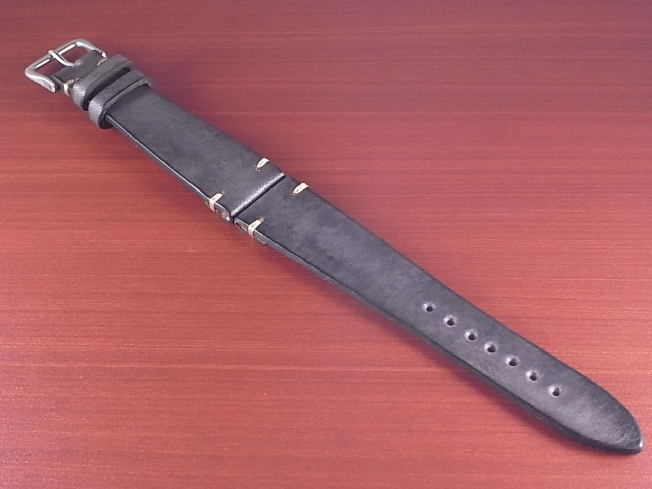 C × V  牛ヌメ革ベルト レギュラー グレー 18、20mm CBV-02a のメイン写真