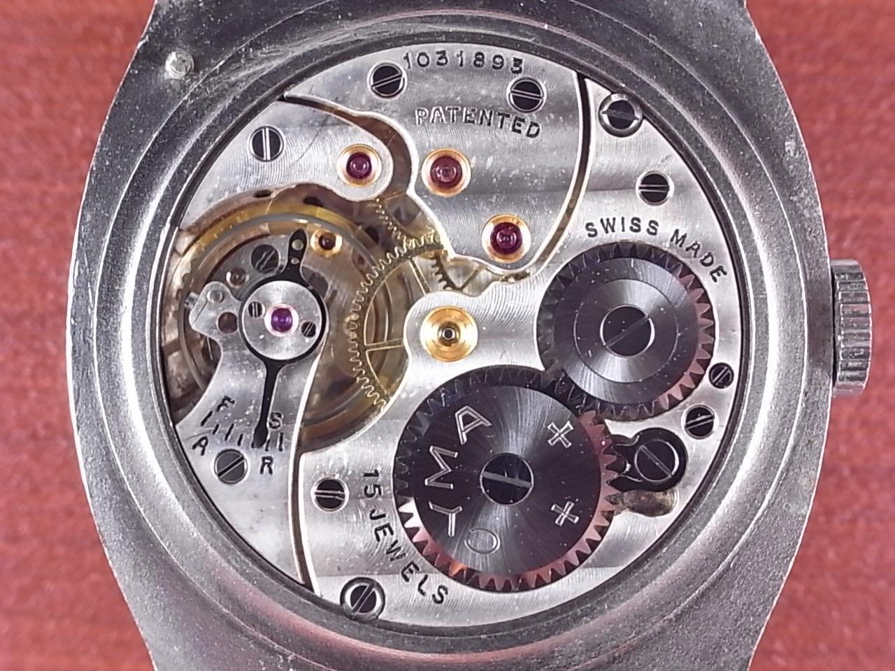 フーバー byシーマ ブレゲセクターダイアル クッションケース 1930年代の写真5枚目