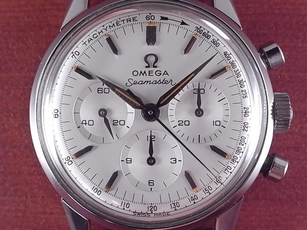 オメガ シーマスター クロノグラフ キャリバー321 1960年代の写真2枚目