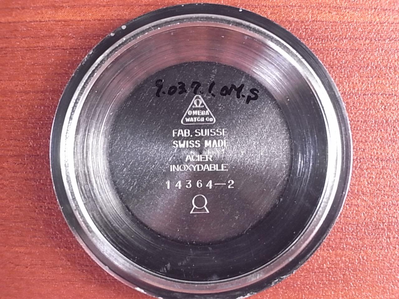 オメガ シーマスター クロノグラフ キャリバー321 1960年代の写真6枚目