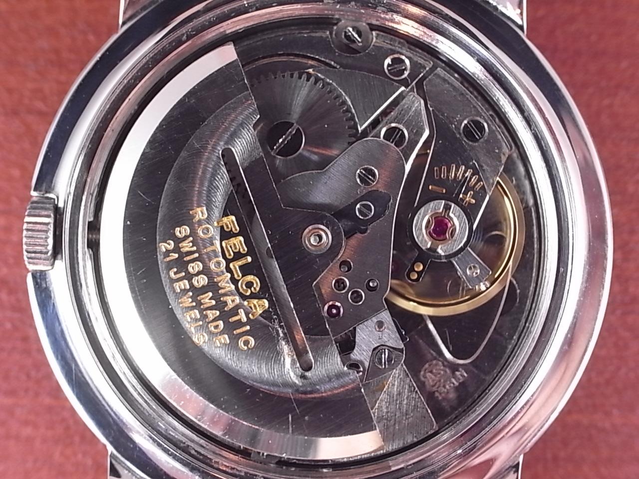 フェレア スポーツマスター エンボスダイアル オートマチック 1950年代の写真5枚目