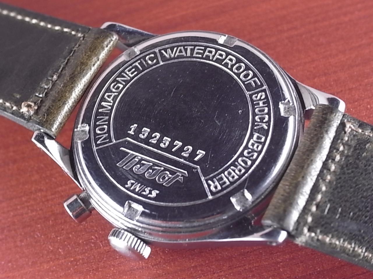 ティソ メディオスタット ストップセコンド ドクターズタイマー 1940年代の写真4枚目