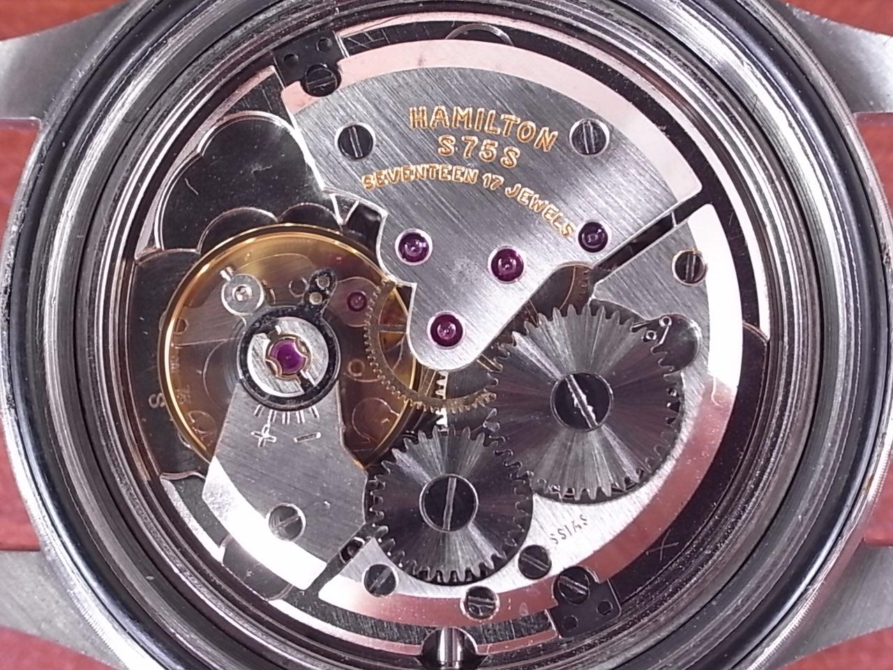 ハミルトン G.S. トロピカライズド ミリタリースペック 1960年代の写真5枚目