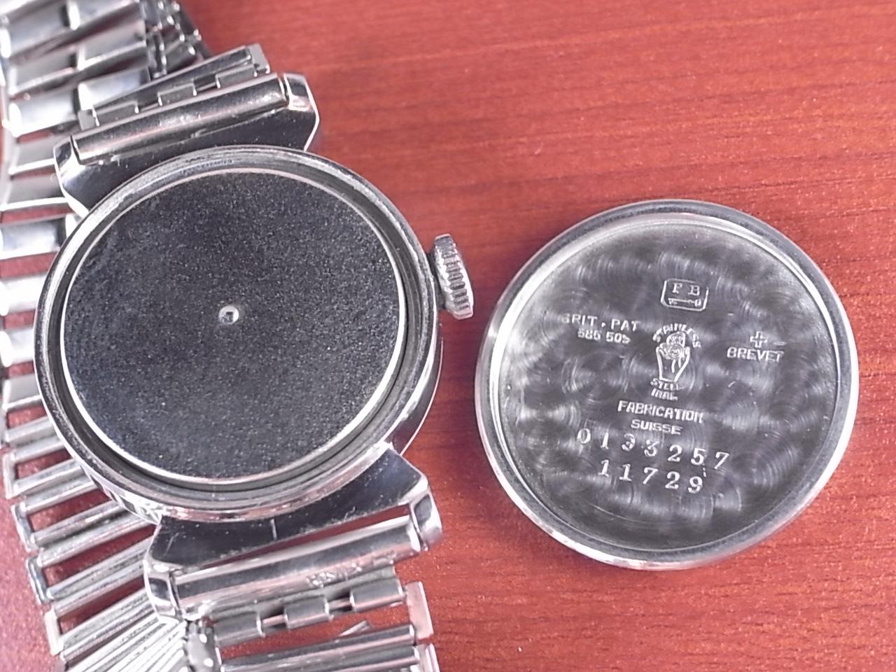 モバード アクバティック ブレゲセクター クロノメーター FBケース 1930年代の写真6枚目