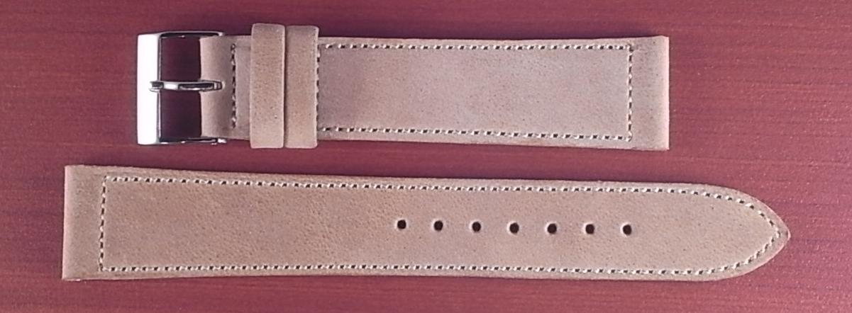 ホーウィン ラティーゴ レギュラー ベージュ 16、17、18、19、20mm