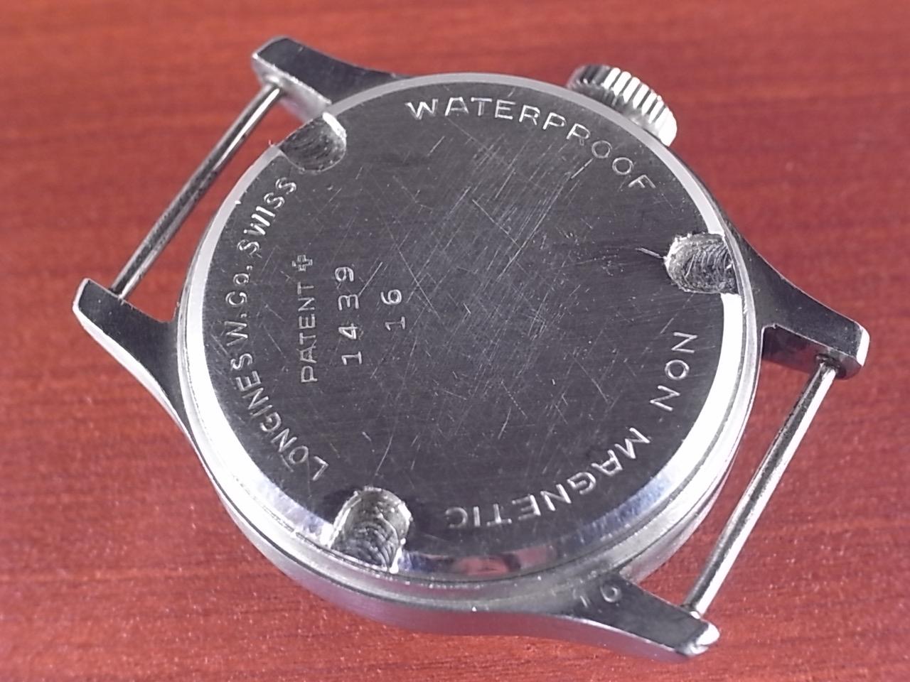 ロンジン ステップベゼル トレタケケース ボーイズサイズ 1930年代の写真4枚目