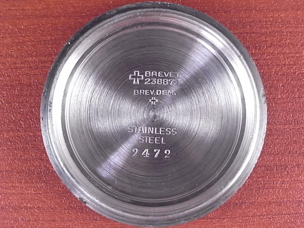 テクノス スカイダイバー 30JEWEL 尾錠・BOX付 1960年代の写真6枚目