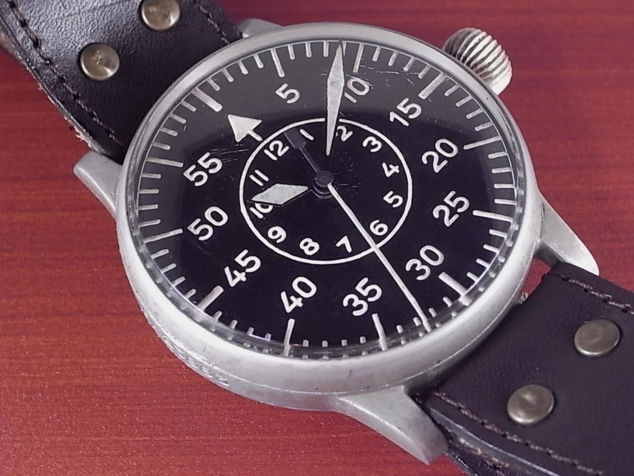 ランゲ&ゾーネ ドイツ空軍 Bウォッチ タイプB 偵察機用時計 第二次世界大戦 1940年代のメイン写真