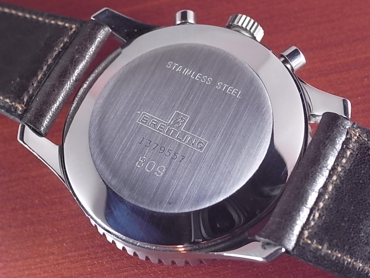 ブライトリング コスモノート Ref.809 24時間時計 ギャラ付き 1960年代の写真4枚目