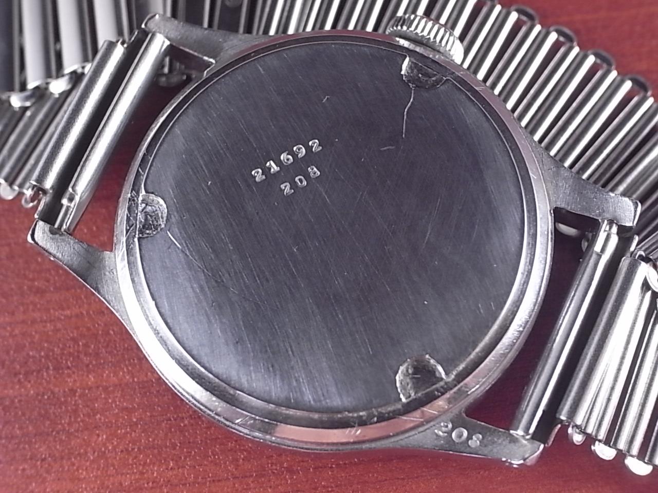 ロンジン ワイドステップベゼル35mm トレタケ ボンクリップ付き 1940年代の写真4枚目