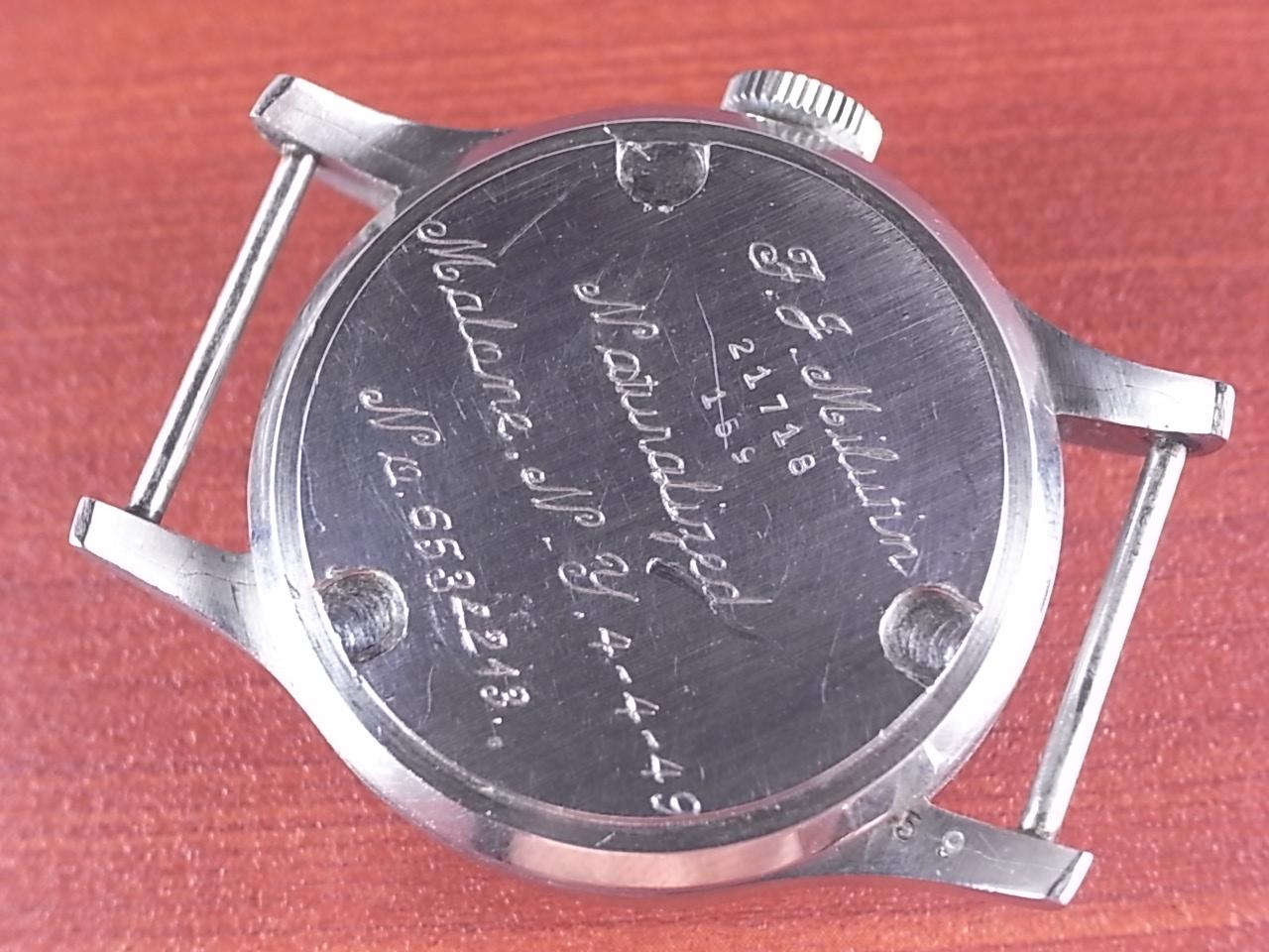 ロンジン ステップベゼル トレタケ キャリバー10.68N 1940年代の写真4枚目