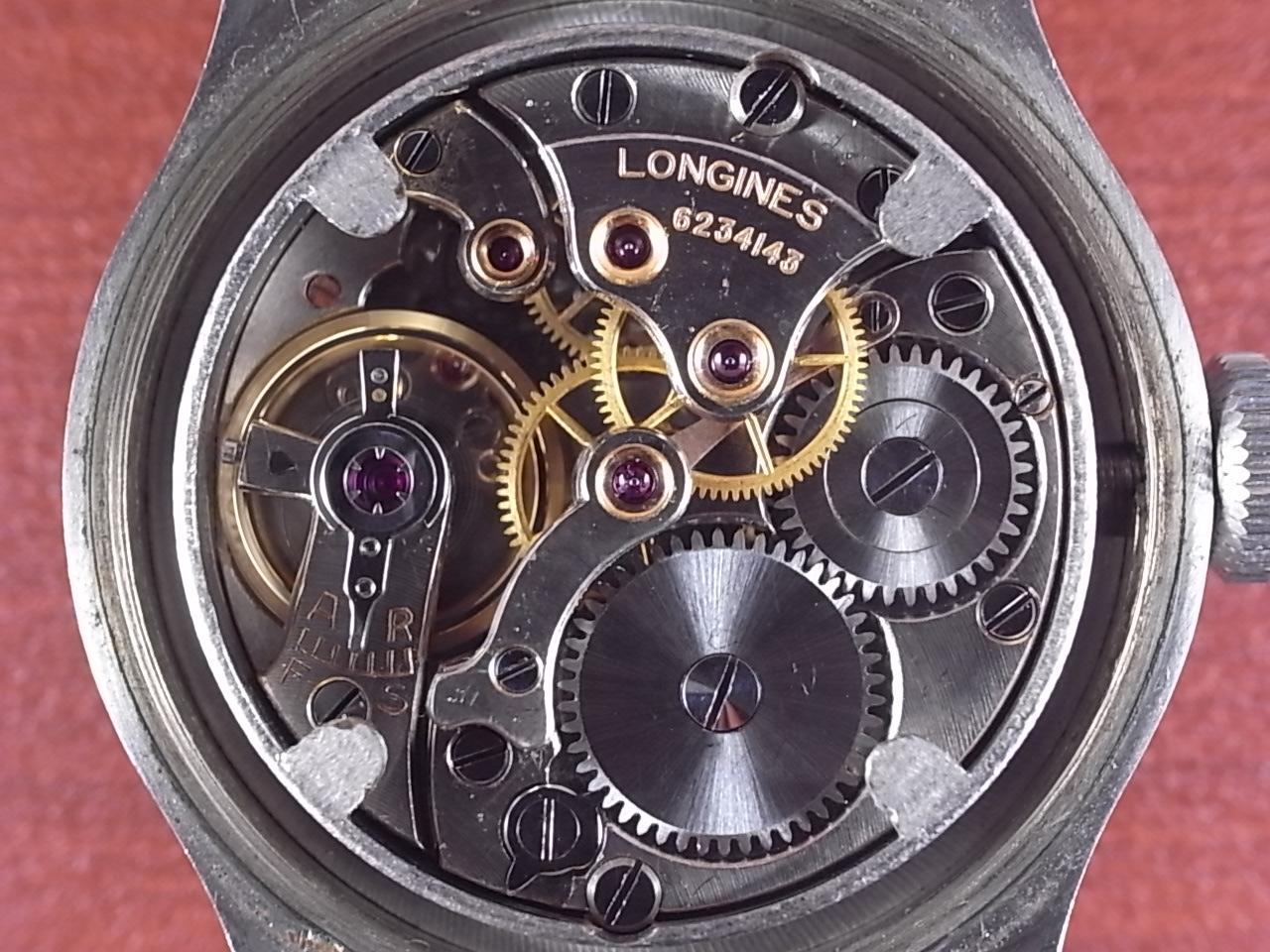 ロンジン ステップベゼル トレタケ キャリバー10.68N 1940年代の写真5枚目