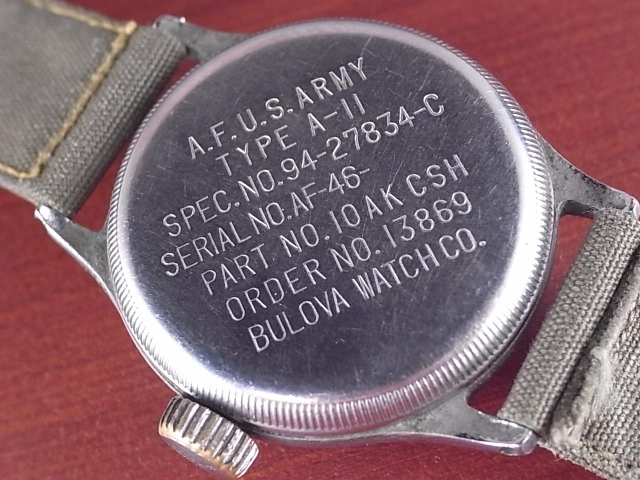 ブローバ アメリカ陸軍航空隊 タイプA-11 未支給 1940年代の写真4枚目